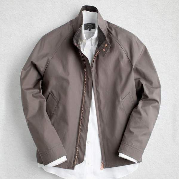 The Ventile® Harrington 3.0 哈灵顿夹克