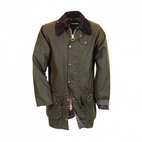 Barbour Beaufort Wax Jacket 油蜡夹克