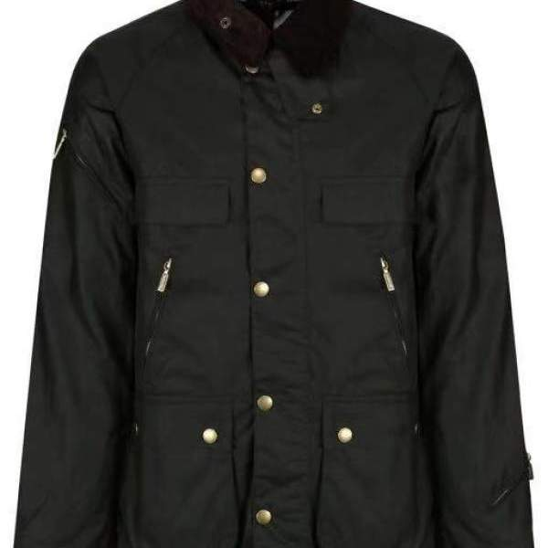 Barbour Icons Bedale Wax Jacket 油蜡夹克