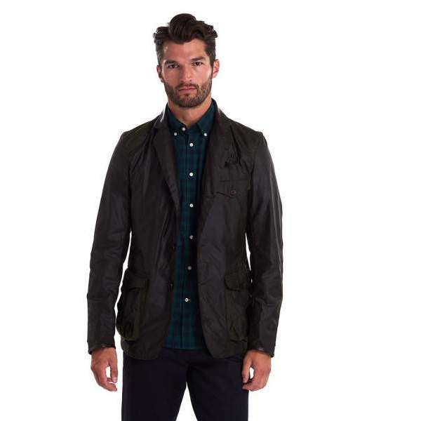 21SS  BARBOUR BEACON SPORTS WAX JACKET